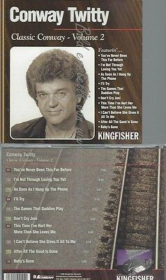 Cd--Conway Twitty--Classic Conway Vol.2