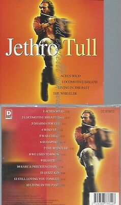 Cd--Jethro Tull--A Jethro Tull Collection