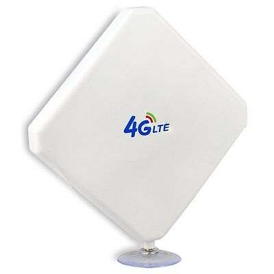 4G/LTE CellPhone Broadband Antenna Signal Repeater Booster Amplifier With Cable