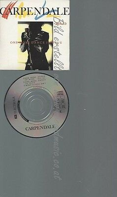 Cd--Howard Carpendale--One More Dance In Blue--3 Inch