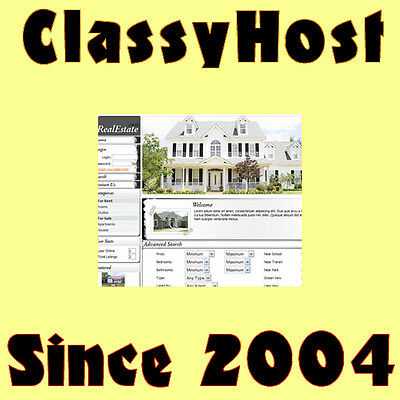 Established Homes Classified Ads Website Business & Domain Name For Sale
