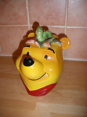 CARDEW COLLECTIBLES TEAPOT WINNIE THE POOH LTD EDITION GOOD CONDITION