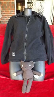 Mr Bean Jacket With 25Cm Teddy In Great Condition Size M