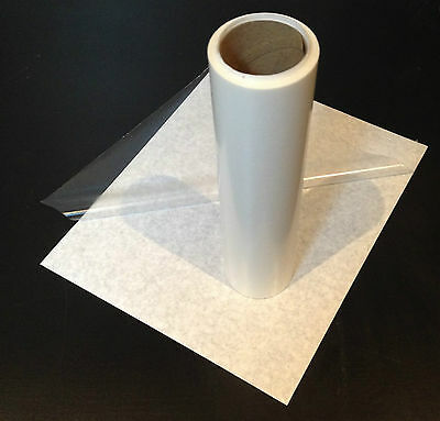 """Easy Cut Low Tack Frisket 9"""" x 50ft for airbrushing Illustration fine art craft"""