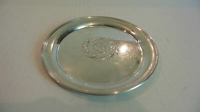 "Vintage S. Kirk & Son Sterling Silver 6"" Bread & Butter Plate"