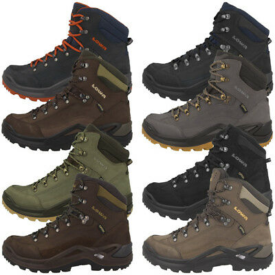Lowa Renegade Gtx Mid Men Gore-Tex Herren Outdoor Schuhe Hiking Trekking Boots