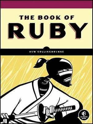 The Book of Ruby by Huw Collingbourne (2011, Paperback, New Edition)