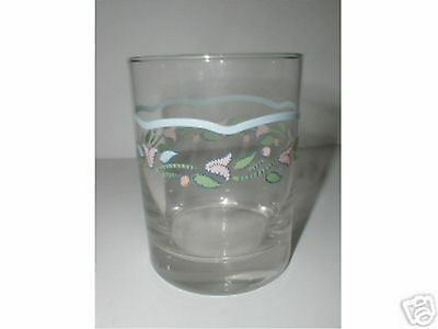 American Tapestry Stoneware #ATY1 Double Old Fashioned Glass Tumbler/s