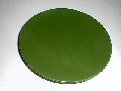 Edwin Knowles ACCENT Chartreuse Gray Green Brown  Bread Plate/s Color Choice