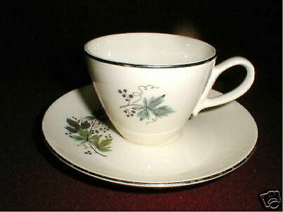 Taylor Smith Taylor MELODY LANE Cup Saucer/s
