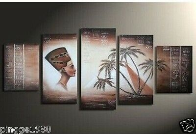 Handmade Home Decor Beautiful Modern abstract Oil Painting (no framed) P098