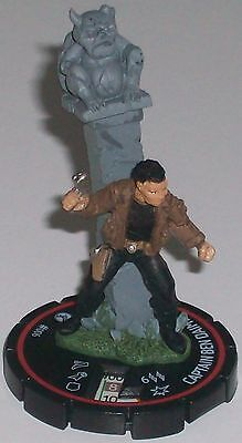 CAPTAIN BEN DAIMIO #006 Hellboy and the B.P.R.D Dark HeroClix/HorrorClix