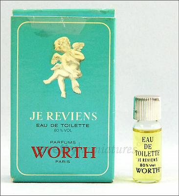 ღ Je Reviens - Worth - Miniatur EDT 2,5ml