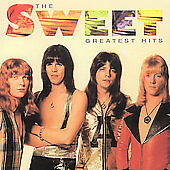 Greatest Hits [Remaster] by Sweet (CD, Apr-2001, Bmg/Rca) IMPORT UK NEW SEALED