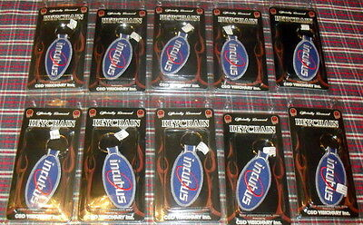Incubus *brand New Sealed In Box* Key Chain Lot (10) Licensed Product 17214
