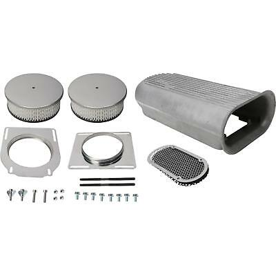 Gasser Style Competition Air Scoop for Blown/Tunnel Ram Engine-Plain