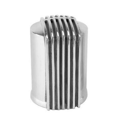Speedway Finned Aluminum Engine Oil Filter Cover