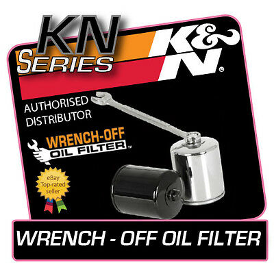 KN-170 K&N OIL FILTER fits HARLEY XLX61 SPORTSTER 61 CI 1984-1985 [from late 198