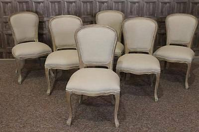 Paris Side Chairs French Style Cafe Dining Kitchen Chairs In Limed Oak