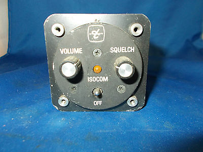 "David Clark 4 Place Intercom 2 1/4"" Panel Mount"