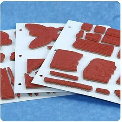 3 Pack StorRite Plastic Storage Sheets for Unmounted Stamps