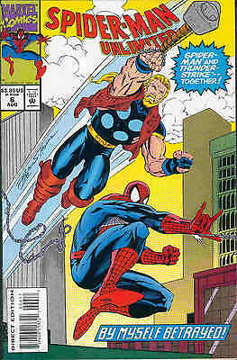 Spiderman Unlimited # 6 (68 pages) (USA, 1994)