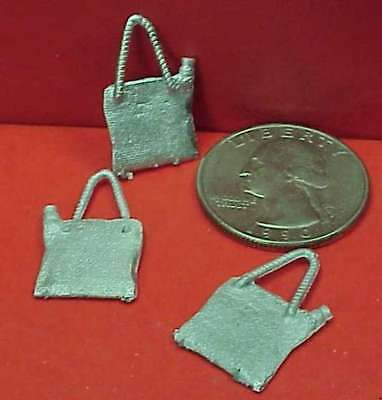 Gdp13 Wiseman Model Services G Scale Or 1:20.3 Detail Parts: Canvas Water Bags