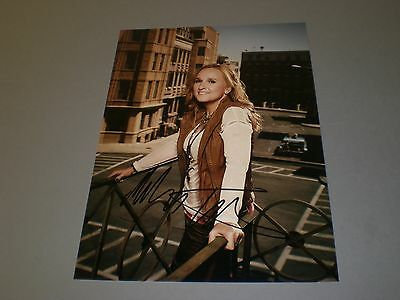 Melissa Etheridge signed signiert autograph Autogramm auf 20x28 Foto in person