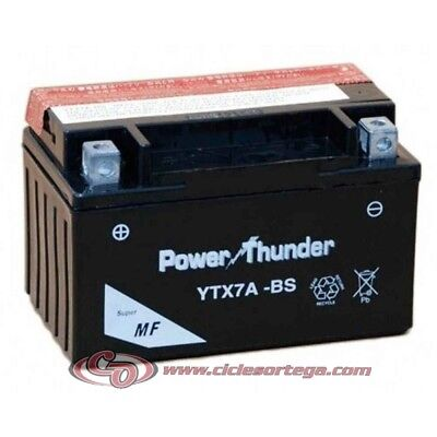 Bateria POWER THUNDER YTX7A-BS