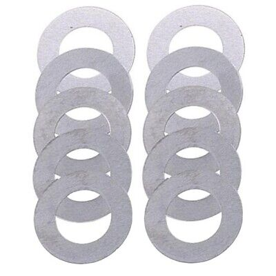 "Speedway 91032125 King Pin Spacers Shims for Ford Spindles, .005"" Thick"