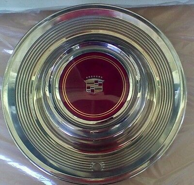 80 81 Cadillac Deville Original Wheel Cover Hubcap Immaculate For Restorers