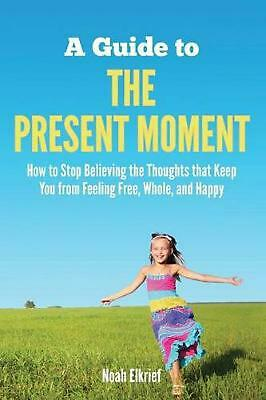 A Guide to the Present Moment by Noah Elkrief Paperback Book (English)