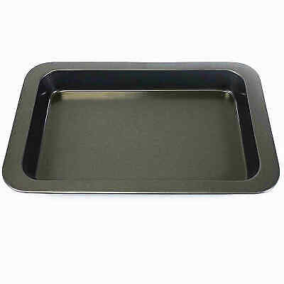 Chef Aid Non Stick Nonstick Chip Biscuits Baking Cooking Roasting Tray Tin Sheet