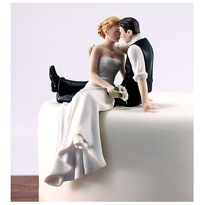 Look of Love Bride and Groom Toppers Romantic Wedding Cake Toppers Topper Top