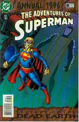 Adventures of Superman Annual # 8 (USA, 1996)