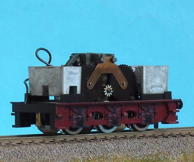 NEW HORNBY MOTORISED CHASSIS for PATRIOT TENDER DRIVE CHASSIS ROYAL SCOT SPARES