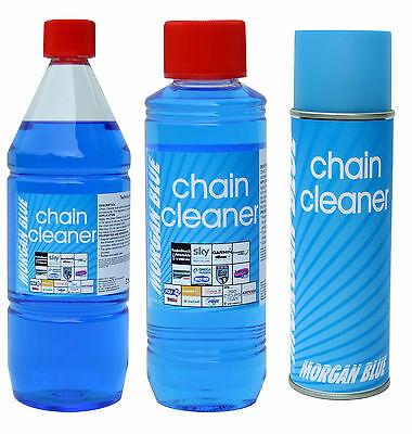 Morgan Blue Cycling Bike Chain Cleaner Degreaser for Chain & Drivetrain