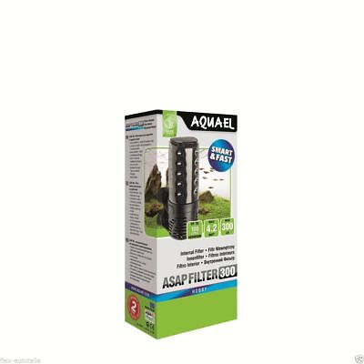Aquael Asap Filter 300 Aquarium -100l Innenfilter BIO Tauchfilter Filter Pumpe
