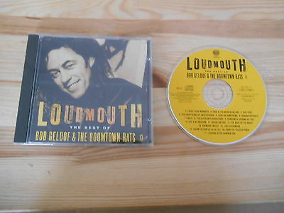 CD Pop Bob Geldof / Boomtown Rats - Loudmouth : Best Of (17 Song) VERTIGO