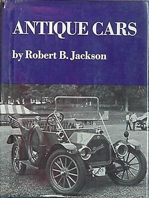 Antique Cars, 1975 Book (1912 Buick Cover