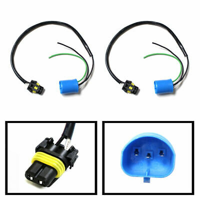 9006-To-9007 Conversion Wires Adapters For Headlight Retrofit or HID Kit Install