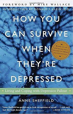 How to Survive When Depressed-Anne Sheffield