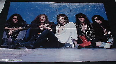 1990 The Black Crowes / Little Caesar double sided poster