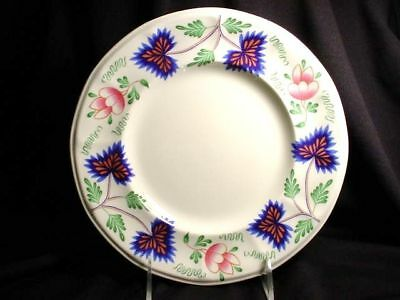 4 DINNER PLATES IROQUOIS Henry Ford GREENFIELD VILLAGE