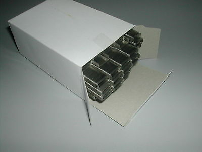 """Duo-Fast 50 Series 506CSS Staples 1/2"""" Crown 3/16 Length STAINLESS STEEL (5,000)"""