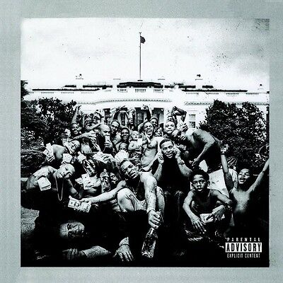 Kendrick Lamar - To Pimp A Butterfly  Cd 16 Tracks Neu