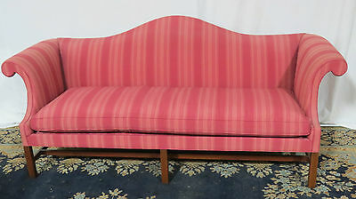 Kittinger Williamsburgh Sofa Couch Chippendale Beautiful