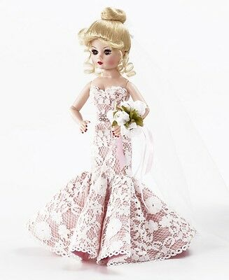 Madame Alexander HERE COMES THE BRIDE BLONDE 69770 Cissette 10 inch Doll NEW