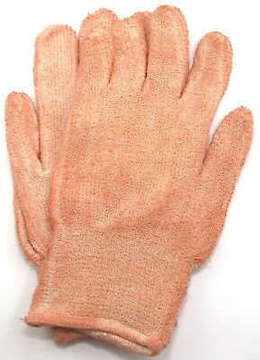 Pair of Silver Polishing Gloves - Treated Terry Cloth - Remove & Prevent Tarnish