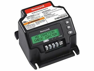 Honeywell R7284U1004 Digital Electric Primary Oil Control-15 sec